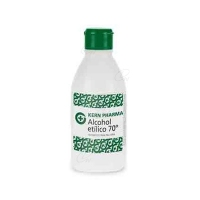ALCOHOL DE 70 º KERN FARMA 250 ML