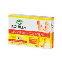 AQUILEA MAGNESIO + COLÁGENO 30 COMP MASTICABLES