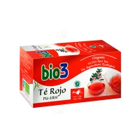 BIO3 TE ROJO 1.5 G 25 FILTROS